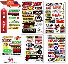 Motocross Dirt Bike Bikes Race Motorcycle Trucks Parts Accessories Stickers Kit