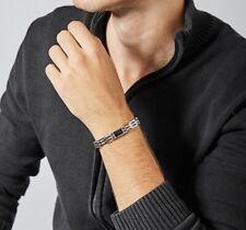 Fossil Armband JF03171040 Silber Herren