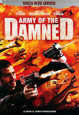 Army of the Damned DVD