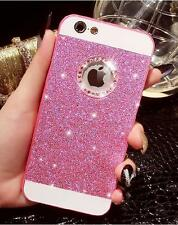 Luxury Bling Glitter Crystal Back Case Cover for Apple iPhone SE 5C 6S 7 8 Plus