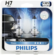 Headlight Bulb-Vision - Twin Blister Pack Philips H7PRB2