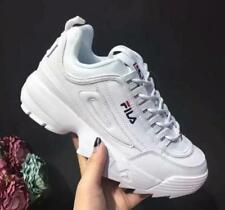 Women FILA Sneakers Sports Gym Fitness Casual Trainers Casual Running Shoes UK