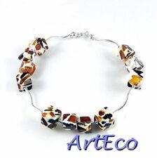 Heat & Pressure Beaded Fine Bracelets