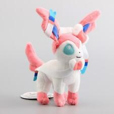 Gift 9pcs/set Pokemon Evolution of Eevee Plush Dolls Standing Eeveelution Toy