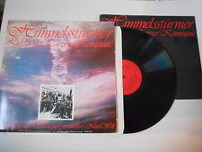 LP Polit Kommunegruppe Schauspiel Ffm - Himmelsstürmer (15 Song)NEUE WELT Insert