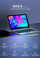 CHUWI Hi1OX 10.1 NEW VERS. 2in1 ULTRA TABLET 6GB 128GB WINDOWS10 KEYBOARD STYLUS