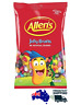 ALLENS JELLY BEANS 1KG BULK BAG CONFECTIONARY CANDY SWEETS