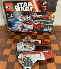Boîte LEGO STAR WARS  75135 -Vaisseau spatial