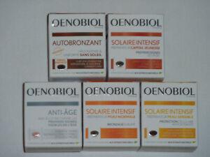Oenobiol Self-Tanner,Sun Intensive Anti-Aging,Normal,Sensitive 30 Gel-Caps