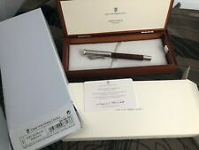 Graf von Faber-Castell  Fountain Pen Snake Wood Limited 1761 F Excellent Cond