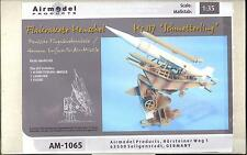 Airmodel Products 1/35 HENSCHEL Hs-117 SCHMETTERLING Surface to Air Missile