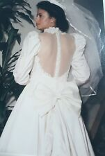 Victorian Styled Wedding Gown