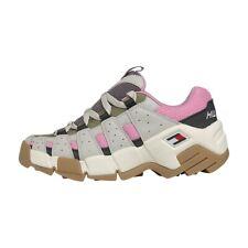 Tommy Hilfiger Wmns Chunky Heritage Sneakers Sneaker Donna EN0EN00723 0F6 Pumice