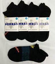 BNWT Bombas Ankle Socks Women's Small (5 Pairs) Black