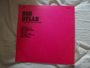 Bob Dylan LP