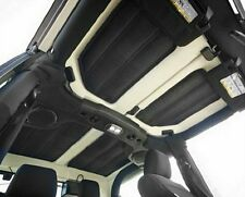 Gray Hard Top Heat Insulation Sound Deadener For 2012-18 Jeep Wrangler 2 Door #b