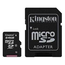 Kingston SDXC Mobile Phone Memory Card