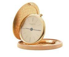 Vacheron Constantin 18kt Yellow Gold 20 Dollar Liberty Coin Swiss Pocket Watch