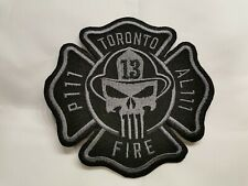 Toronto Fire Station 111 Patch *New Version - Just Released*