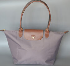 Authentic New Longchamp Le Pliage light purple lavender tote bag Large L