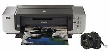 Canon PIXMA Pro 9000 MARK II Digital Photo Inkjet Printer - New with Ink