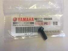 Yamaha OEM Fuel Tank Hexagon Socket Button Bolt FOR CAL 90111-06046-00