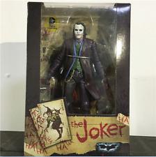 Neca Heath Ledger Batman Dark KnightComics The Joker DC Action PVC Figure IN BOX