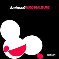 Deadmau5 - W:/2016ALBUM/ [New Vinyl] Bonus Track, Ltd Ed