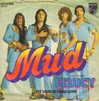 """Mud - L' L' Lucy (7"""", Single) Vinyl Schallplatte - 6644"""