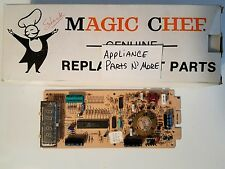 NEW OLD STOCK MAGIC CHEF MICROWAVE CONTROL BOARD 1210012 FREE SHIPPING