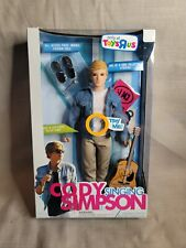 BRAND NEW CODY SIMPSON MUSICAL SINGING DOLL 2011 TOYS R US EXCLUSIVE