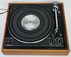 Garrard AP76 Transcription Turntable Record Player, Working, in Lovely Condition