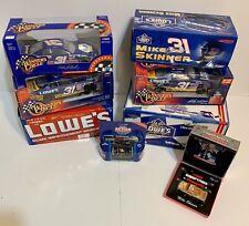 NASCAR Diecast Car Lot 1:24 Racing Mike Skinner