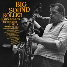 Hans/Friends Koller-Big Sound Koller CD NUOVO