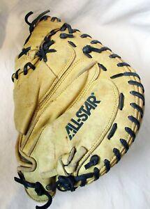 All-Star Professional Series Profiled Toe Baseball Catchers Mitt Glove CM3100