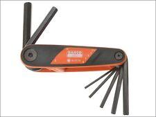 Bahco - Hexagon Key Folding Set of 7 2.5mm-10mm
