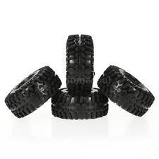 "Brand New 4Pcs Austar 2.2"" 125mm 1/10 Tires for 4WD SCX10 RC Rock Crawler"