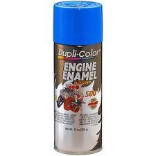 Duplicolor DE1601 Ford Blue Motor Engine Spray Paint Aerosol 12oz.
