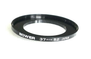 37-52mm Step-Up Ring Adapter - 37mm-52mm Stepping Ring - Japan - NEW
