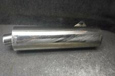 02 Kawasaki ZRX 1200 Exhaust Muffler Pipe Can 90B