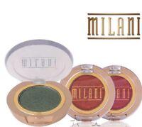 NEW Milani Eyeshadow Singles - Choose Shade - Eye Shadow Pigmented AUS STOCK