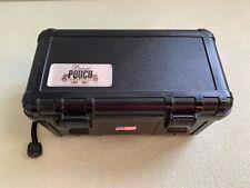 Hard Case Foam Padded Small Waterproof Peace Pouch PP3500 Lockable 8x4x4 Pelican