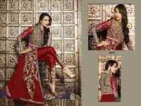 Indian anarkali salwar kameez suit bollywood dress pakistani ethnic wedding New