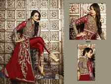 Indian anarkali salwar kameez suit bollywood dress pakistani ethnic wedding New