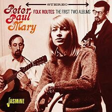 Peter Paul & Mary: F - Peter Paul & Mary: Folk Routes [New CD] UK - Imp
