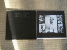AC / DC Back in Black - LP - OIS - washed /gewaschen (M)
