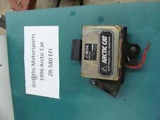 96 ARCTIC CAT ZR580 BRAIN ECU CONTROLLER FUEL INJECTION 95 97? EFI 604 3004-943