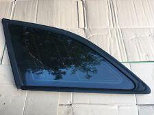 AUDI A4 Touring Rear Left Quarter Window 8K9845299 OEM 2007-2011