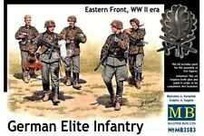 MasterBox MB3583 1/35 German Elite Infantry Eastern Front, WW II era