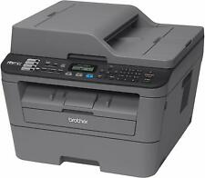 Brother MFC-L2685DW Wireless Laser Printer All One Monochrome Duplex Copy Fax Sc
